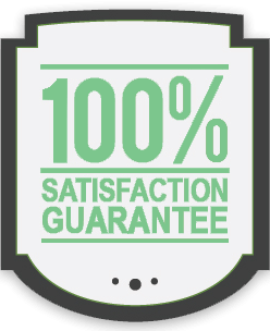 on the satisfaction gurantee